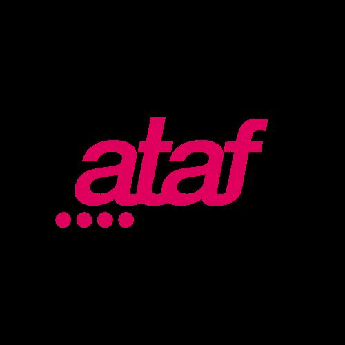Ataf's logo, partner of DV Ticketing solution