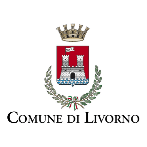 Municipality of Livorno's logo, a city working with DV Ticketing