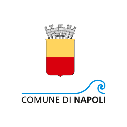 Municipality of Naples' logo, a city working with DV Ticketing