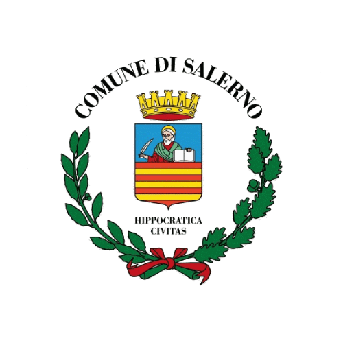 Municipality of Salerno's logo, a city working with DV Ticketing