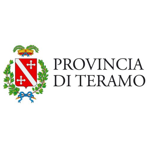 Municipality of Teramo's logo, a city working with DV Ticketing