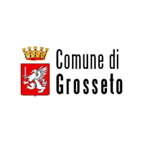 Municipality of Grosseto's logo, a city working with DV Ticketing