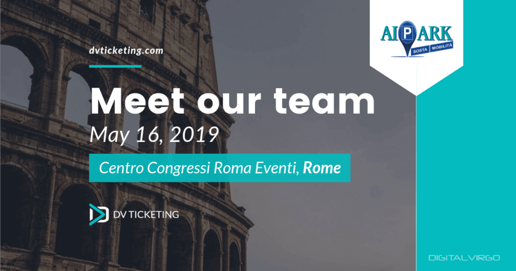 Meet our team at Airpark in Rome