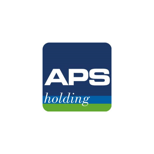 APS Holding's logo, partner of DV Ticketing solution