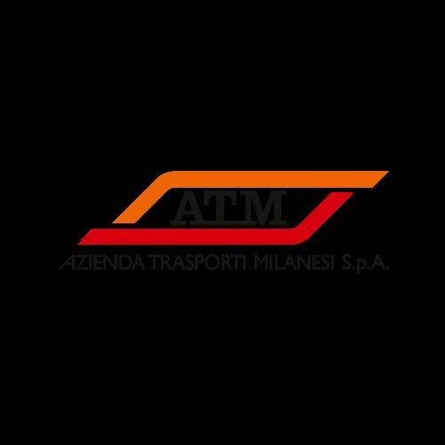ATM's logo, partner of DV Ticketing solution