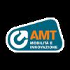 AMT's logo, partner of DV Ticketing solution